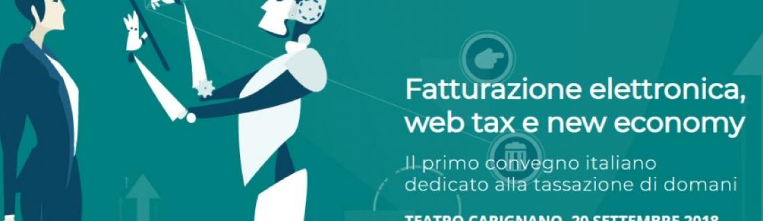Fisco & Futuro il 20 settembre al Teatro Carignano di Torino