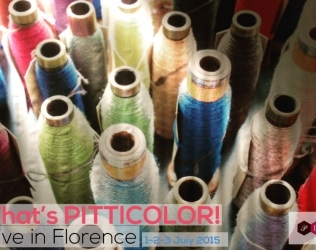 Pitti Filati 2015 I That's PITTICOLOR!