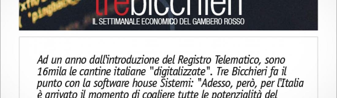 Prova digitale superata per il sistema vitivinicolo italiano?