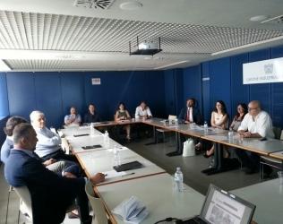 Conferenza Stampa Unione Industriale I La Spola