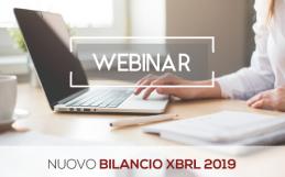 Nuovo Bilancio XBRL 2019