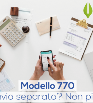 Modello 770/2018